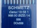 Ace cusut Schmetz 556