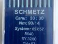 Ace cusut Schmetz DV x 57